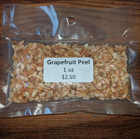 Grapefruit Peel 1 oz
