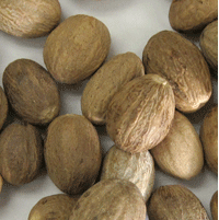 Nutmeg, 2 Seeds