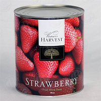 Vintner's Harvest Strawberry Wine Base,  96 oz.