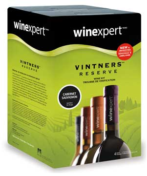 Vintner's Reserve Trinity Red 10L Kit