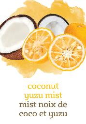 Coconut Yuzu Wine Labels 30 Pack