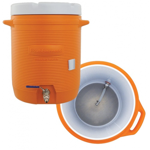 10 Gallon Mash Tun Cooler
