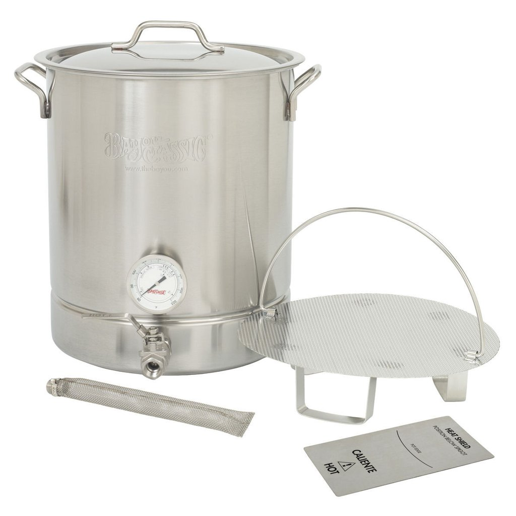 10 Gallon Premium Brew Kettle