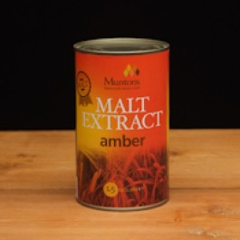 Muntons Plain Amber Single Can