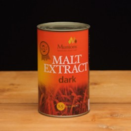 Dark Muntons Single Can