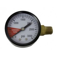 Replacement 2000psi Regulator Gauge