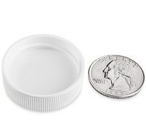 Polypropylene Screw Caps, 33mm