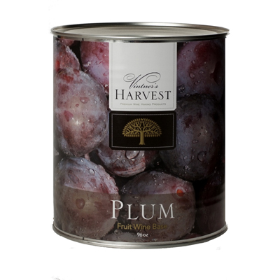 Vintner's Harvest Plum Wine Base,  96 oz.