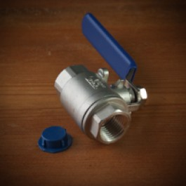 Full Port Ball Valve 1/2""