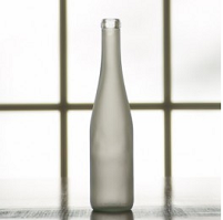 375 mL Frosted Stretch Hock Bottles, Case of 12