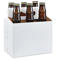 6 Bottle Beer Carrier, Individual
