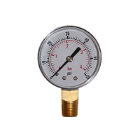 Replacement 60psi Regulator Gauge