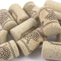 #8 x 1 1/2 or 3/4 Corks, Bag of 30