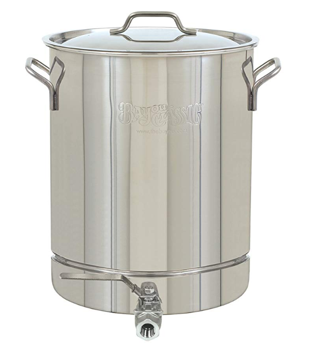 8 Gallon Brew Kettle with Spigot