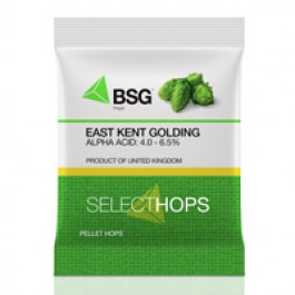 Kent Golding Hop Pellets, 8 oz