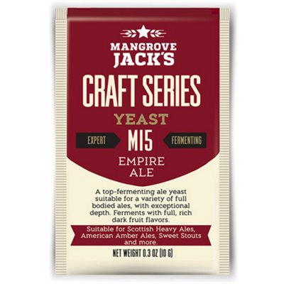 Mangrove Jack's Yeast Empire Ale M15