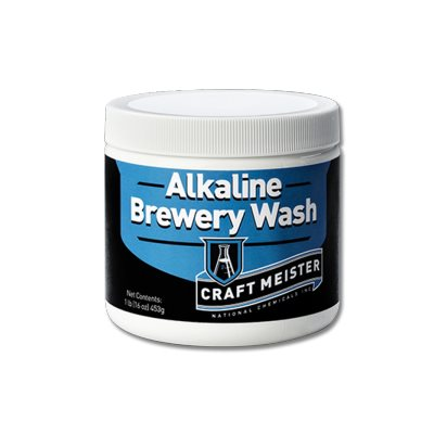 Craft Meister Alkaline Wash, 1 lb Jar