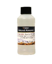 Almond Flavoring 4 oz
