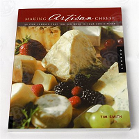 Making Artisan Cheese Book