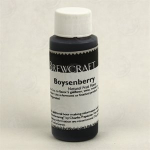 Boysenberry Natural Fruit Flavoring - 2 oz