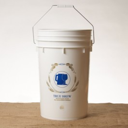 6.5 Gallon Bucket, Drilled
