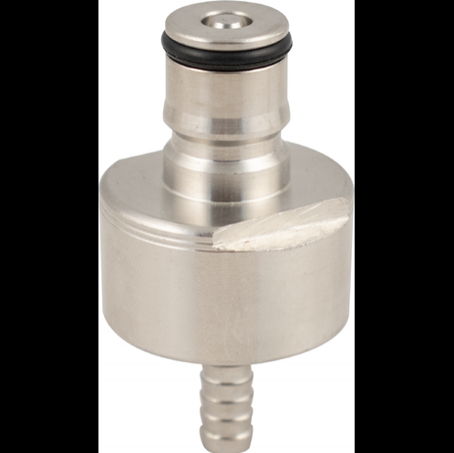 Carbonation and Line Cleaning Cap-Ball Lock