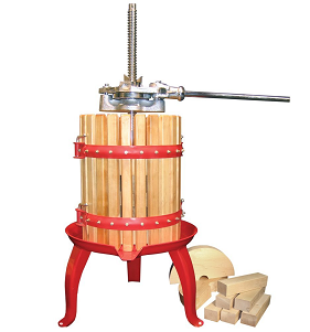 Weston Fruit & Wine Press
