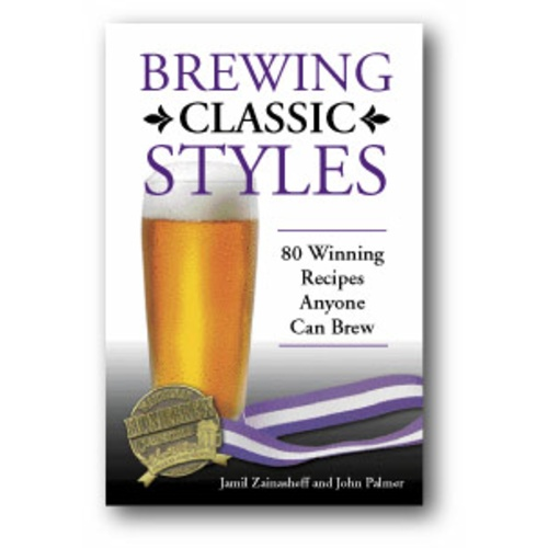 Brewing Classic Styles, Book