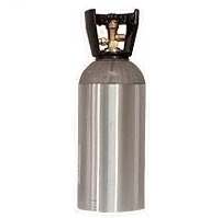 USED CO2 Canister 10lb, Exchange Only