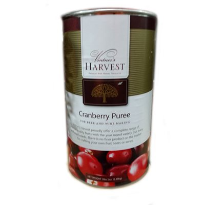 Vintner's Cranberry Puree, 49 oz