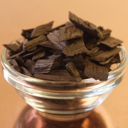 Oak Chips (Heavy Dark Toast), 4oz