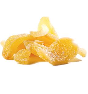 Crystallized Ginger, 2 oz