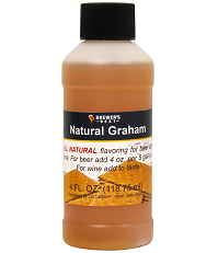 Graham Flavoring Extract 4 oz