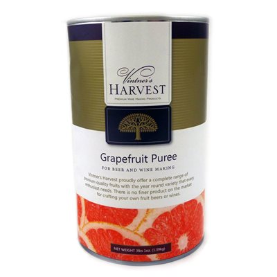 Vintner's Grapefruit Puree, 49 oz