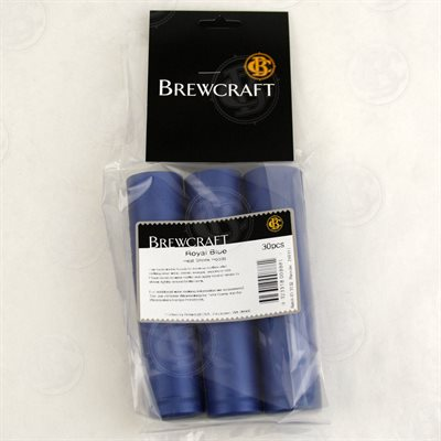 Thermoseal Hoods Royal Blue 30 Count