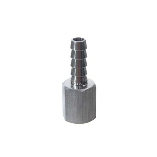 "1/8"" FPT x 1/4"" Barb, Stainless"