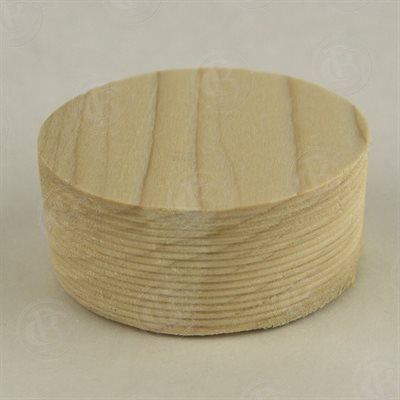 Solid Keg Bung, Wooden