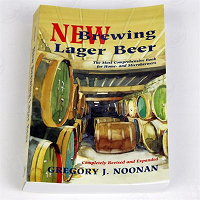 New Brewing Lager Beers, Book by Noonan