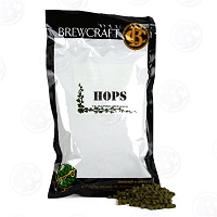 Hallertau (German) Hop Pellets, 1 lb