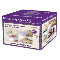 Mad Millie's Specialty Cheese Ingredient Kit