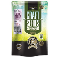 Mangrove Jack's Craft Series Mixed Berry Cider