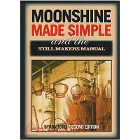 Moonshine Made Simple Book