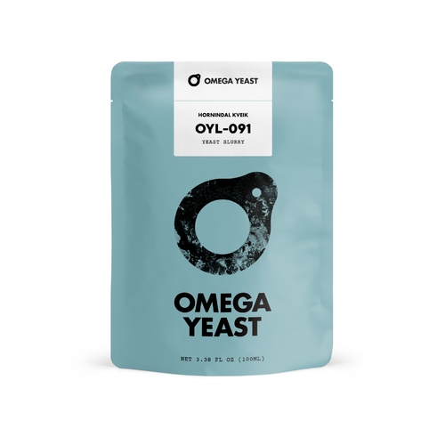 Omega Yeast Packet