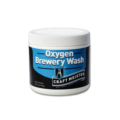 Craft Meister Oxygen Brewery Wash 1 Lb. Jar
