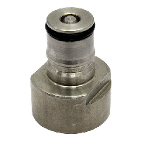 Sanke to Ball Lock Adapter, Beer or Gas