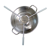 Kettle Spider Stainless Steel