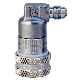 Stainless Steel Ball Lock Disconnect, Gas