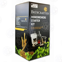 Standard Brewcraft Brewing Equipment Kit