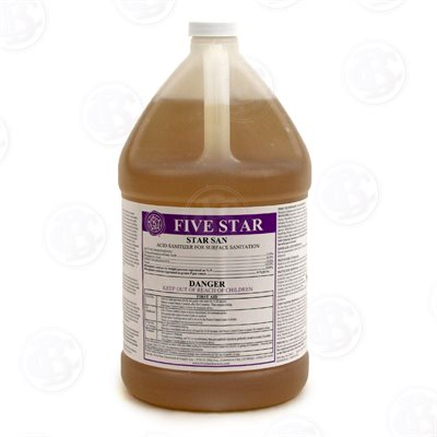 Five Star Star San 1 Gallon Jug