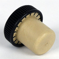T Cork Synthetic Stopper, 100 Count